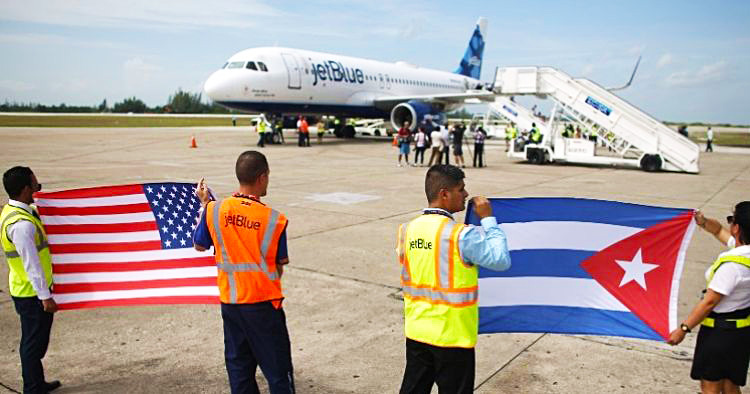 Flights from US to Santa Clara Cuba