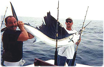 Fishing in Varadero
