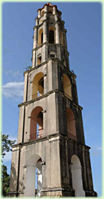 Iznaga tower